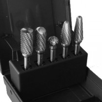 5pc Carbide Burr Kit
