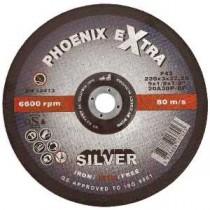 Cutting Discs Phoenix Silver