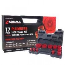 Plumbers Cobalt Holesaw Kit