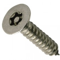 TX (Torx) Countersunk Self Tapping Screws