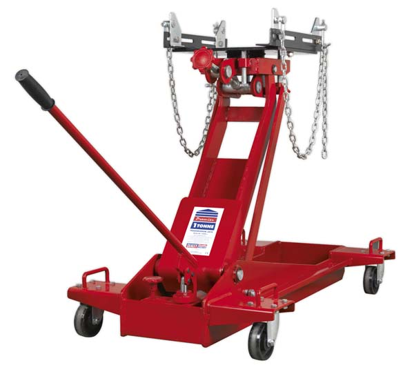 Sealey - 1000E  Transmission Jack 1tonne Floor