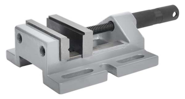 Sealey - 100DV  Drill Vice Super 100mm Jaw