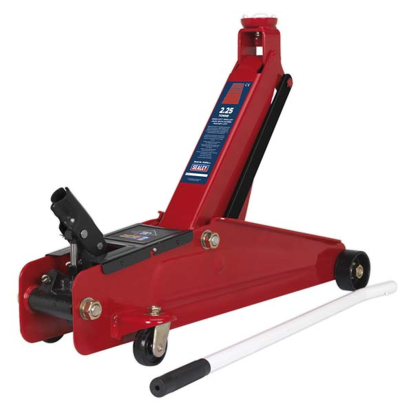 Sealey - 1025HL  Trolley Jack 2.25tonne High Lift Super Rocket Lift