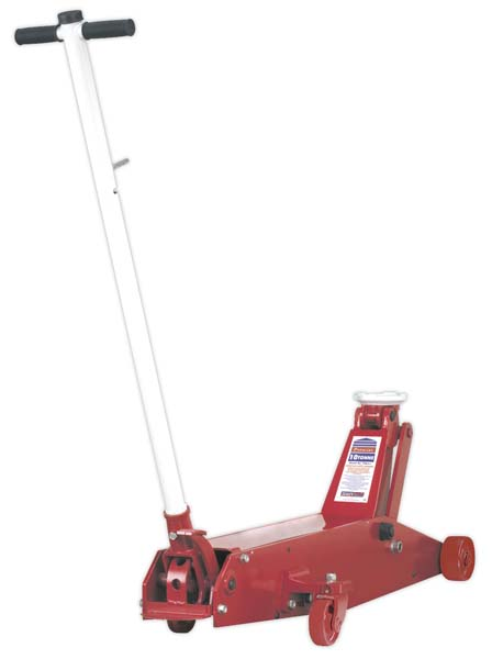 Sealey - 10QJ  Trolley Jack 10tonne Long Reach