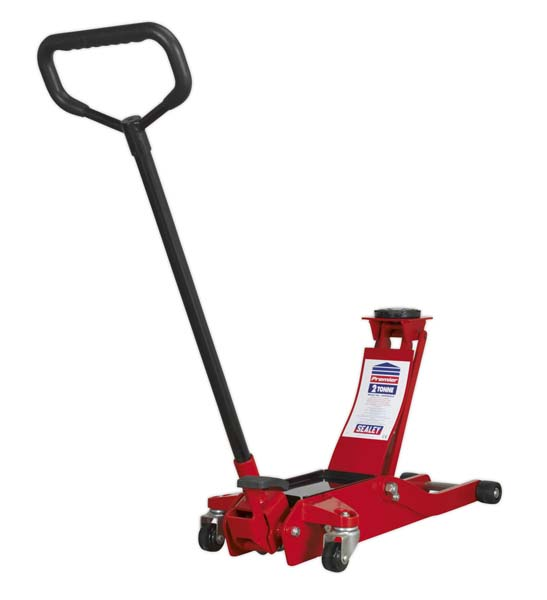 Sealey - 2000ESLE  Trolley Jack 2tonne European Style Low Entry