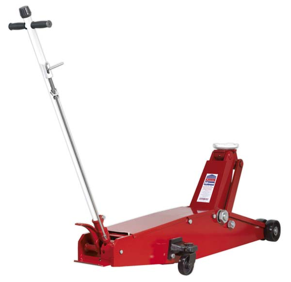 Sealey - 20QJ  Trolley Jack 20tonne Long Reach