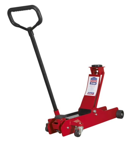 Sealey - 3000ES  Trolley Jack 3tonne European Style