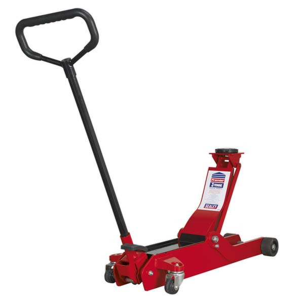 Sealey - 3000ESLE  Trolley Jack 3tonne European Style Low Entry
