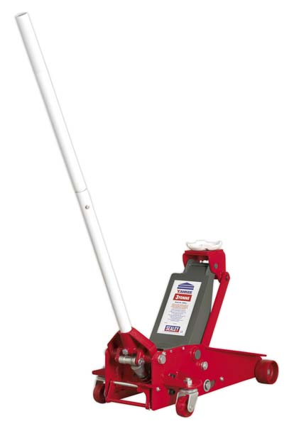 Sealey - 3000LJ  Trolley Jack 3tonne with Safety Lock