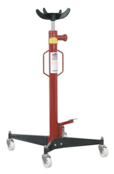Sealey - 300TR  Transmission Jack 0.3tonne Vertical