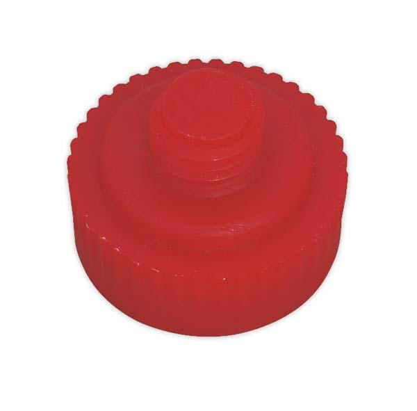 Sealey - 342/712PF  Nylon Hammer Face, Medium/Red for NFH15