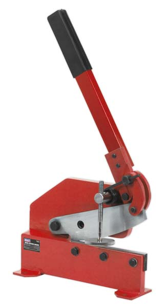Sealey - 3S/6R  Metal Cutting Shears 6mm Capacity 12mm Round