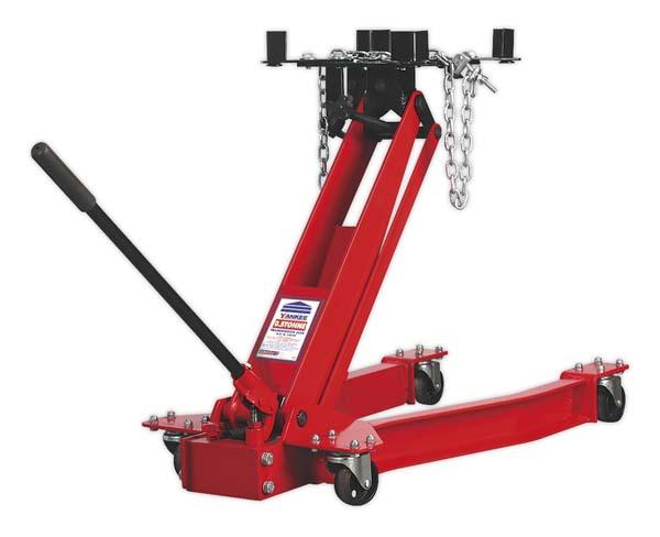 Sealey - 500CEW  Transmission Jack 0.5tonne Floor