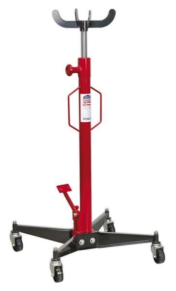 Sealey - 500ETJ.V2  Transmission Jack 0.5tonne Vertical