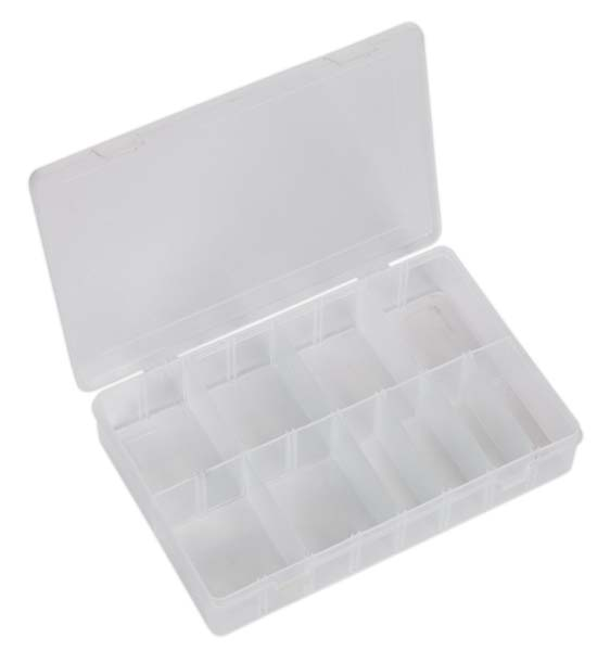 Sealey - ABBOXMED  Assortment Box with 8 Removable Dividers