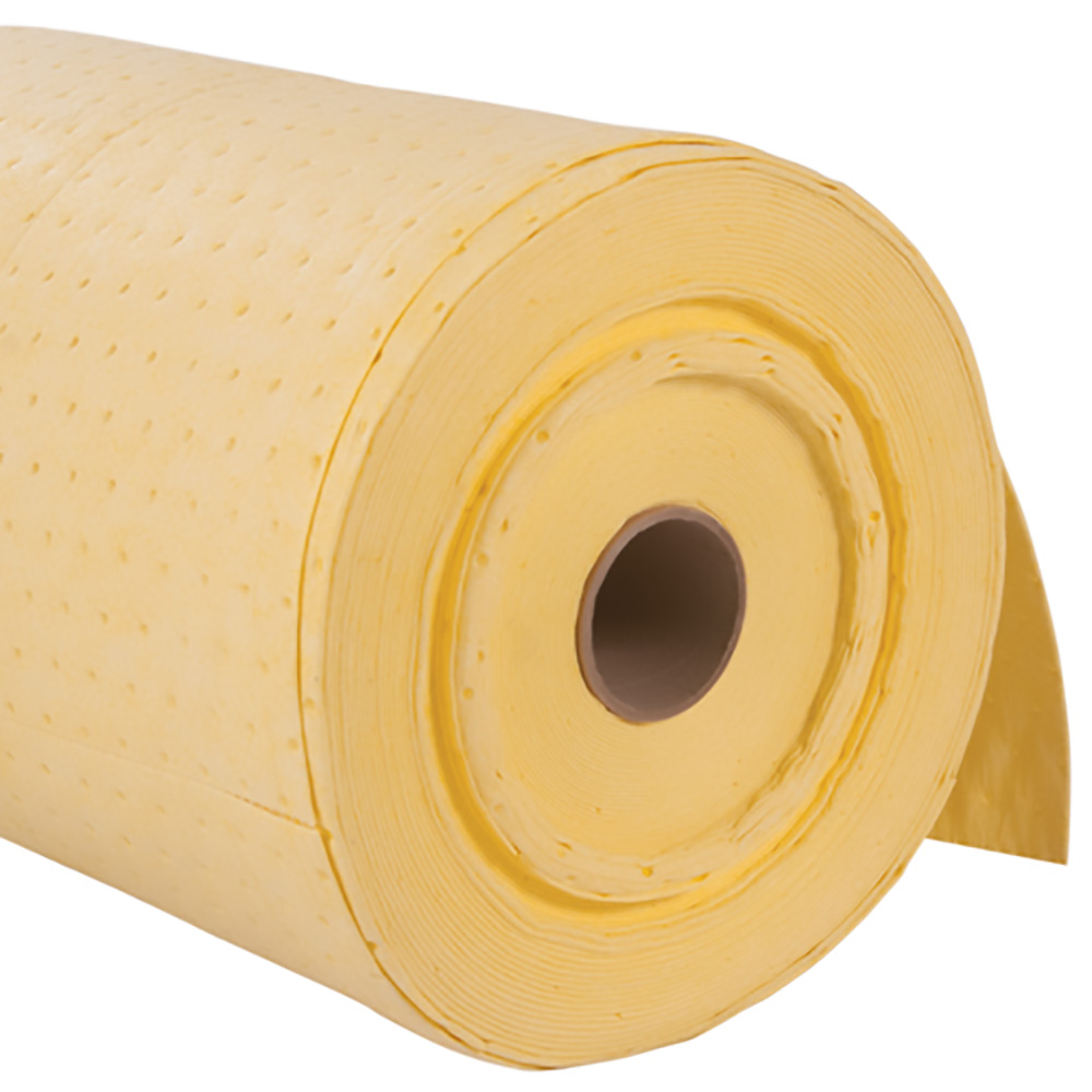 TYGRIS Chemical Absorbent Roll - Medium (Pack 2) 48cm x 45m AC122