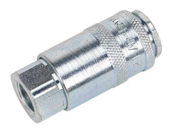 "Sealey - AC13  Coupling Body Female 1/4""BSP"