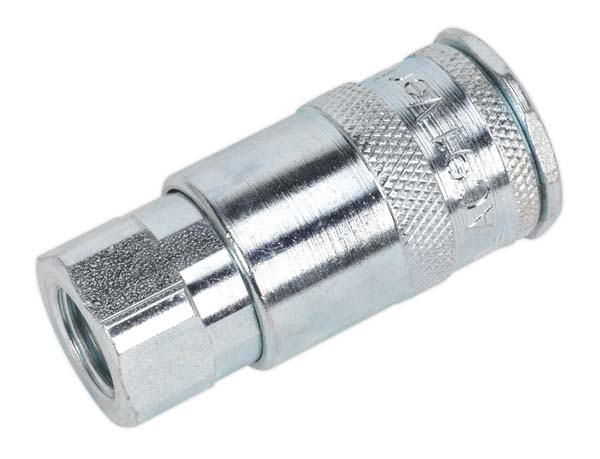 "Sealey - AC15  Coupling Body Female 1/4""BSP"