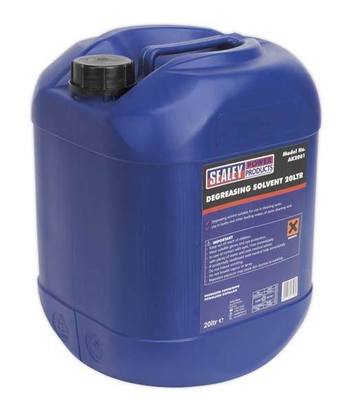 Sealey - AK2001  Degreasing Solvent 20ltr