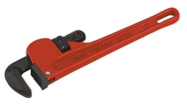 Sealey - AK5103  Pipe Wrench European Pattern 300mm Cast Steel