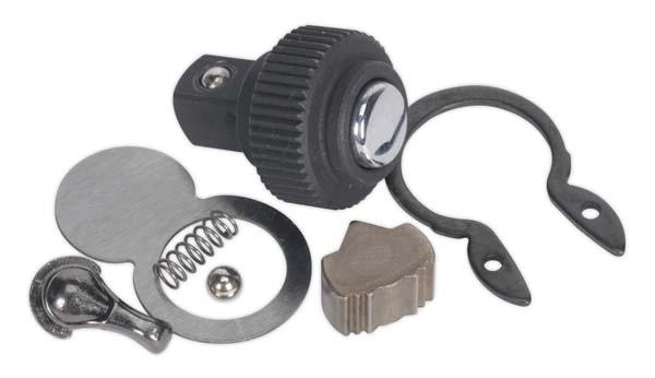 """Sealey - AK660S.RK  Repair Kit for AK660S 1/4""""Sq Drive"""