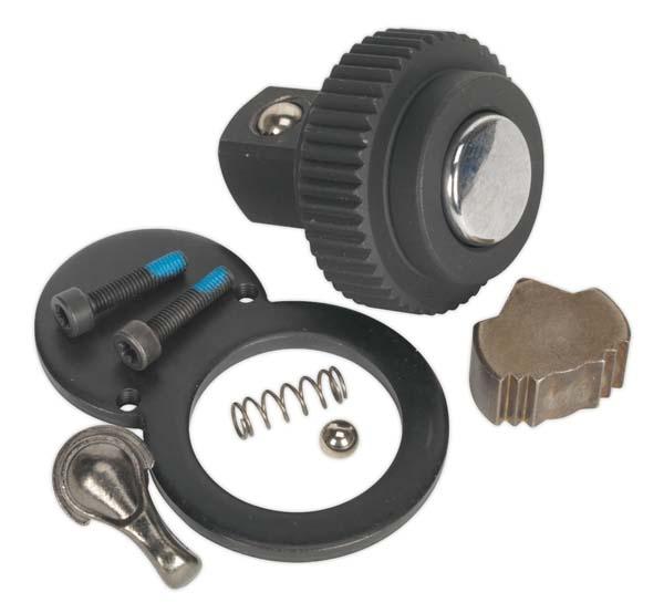 """Sealey - AK662.V2.RK  Repair Kit for AK662, AK662L & AK8948 1/2""""Sq Drive"""