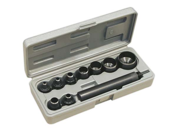 Sealey - AK709  Gasket Punch Set 10pc