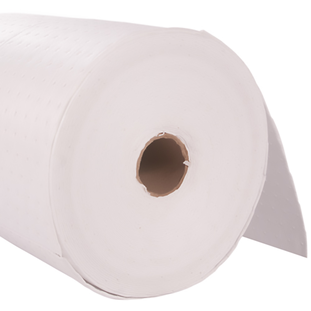 TYGRIS Oil Only Absorbent Roll - Medium (Pack 2) 48cm x 45m AO122