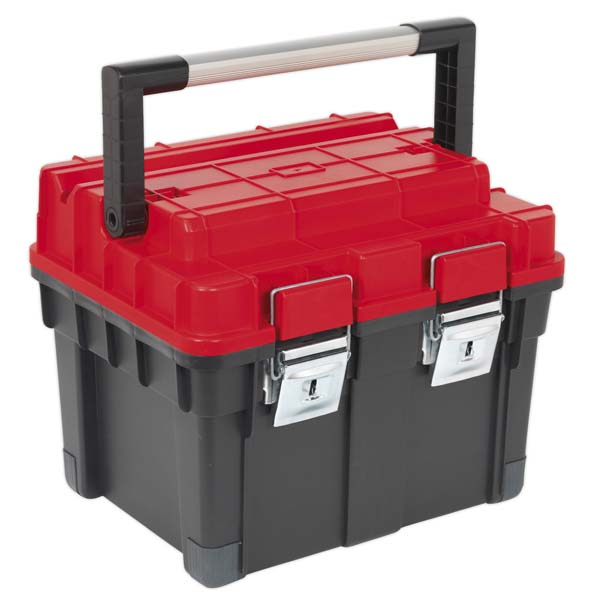 Sealey - AP1112  Toolbox with Tote Tray 440mm