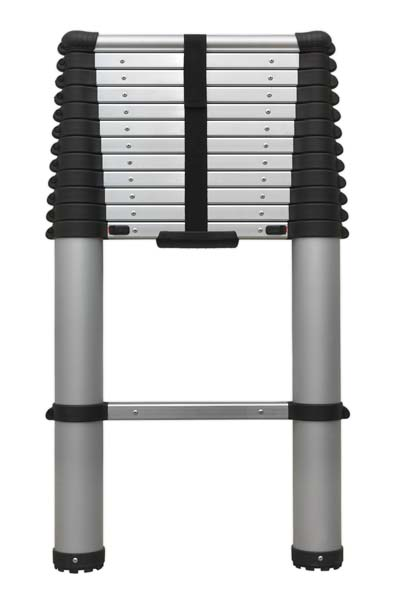 Sealey - ATL13  Aluminium Telescopic Ladder 13-Tread EN 131