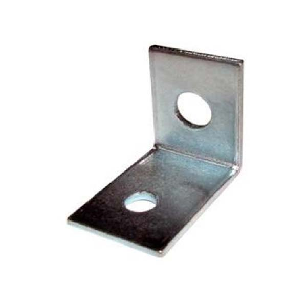 JCP 20mm x 20mm Angle Bracket - Steel Plated