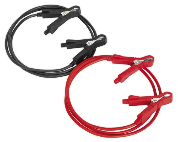 Sealey - BC0515  Booster Cables 5mm