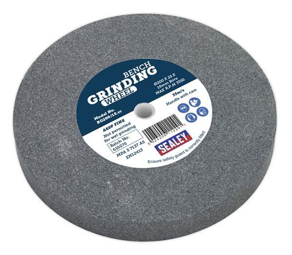 Sealey - BG200/15  Grinding Stone