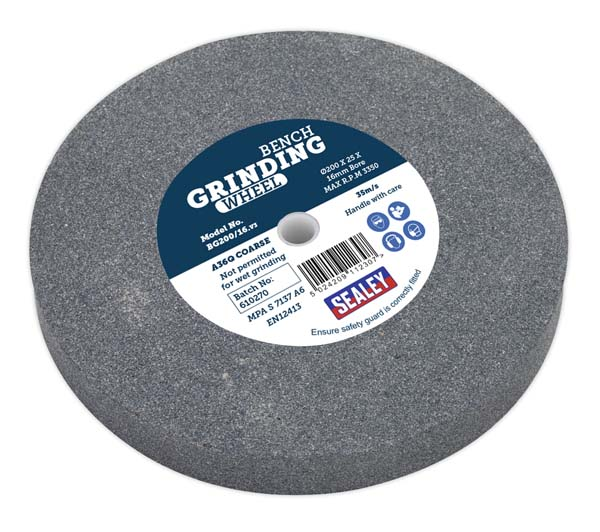 Sealey - BG200/16  Grinding Stone
