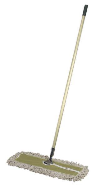 Sealey - BM18  Floor Dust Sweeper 600mm