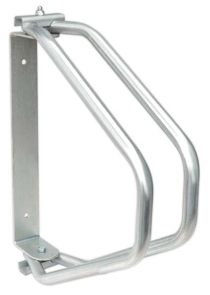 Sealey - BS13  Adjustable Wall Mounting Bicycle Rack