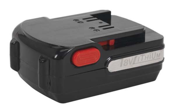 Sealey - CP313BP  Power Tool Battery 18V 1.5Ah Li-ion for CP313