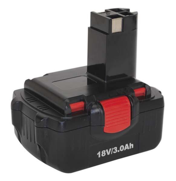 Sealey - CP315BP  Power Tool Battery 18V 3Ah Li-ion for CP315