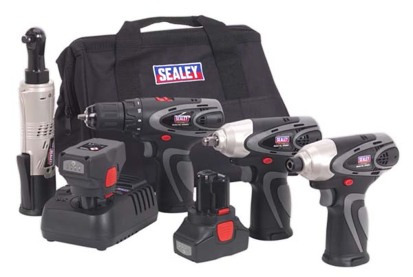 Sealey CP6000 4 Tool Combo Kit