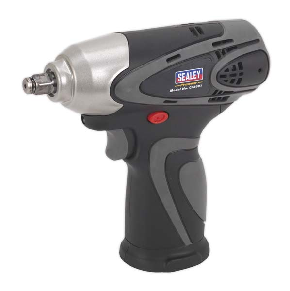 "Sealey - CP6011  Impact Wrench 14.4V 3/8""Sq Drive 140Nm - Body Only"
