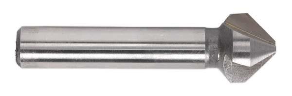 Sealey - CS165V  Countersink Bit 16.5mm HSS M2 - 3 x V Flutes