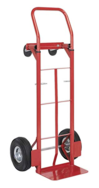 Sealey - CST978  Sack Truck 2-in-1 250kg Capacity