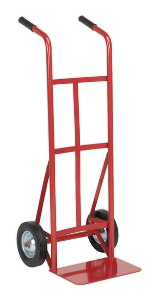 Sealey - CST983  Sack Truck with Solid Tyres 150kg Capacity