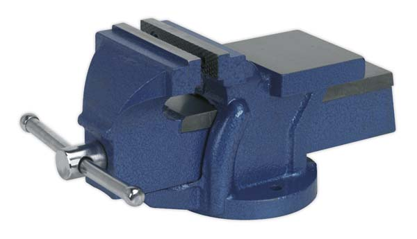 Sealey - CV100E  Vice 100mm Fixed Base
