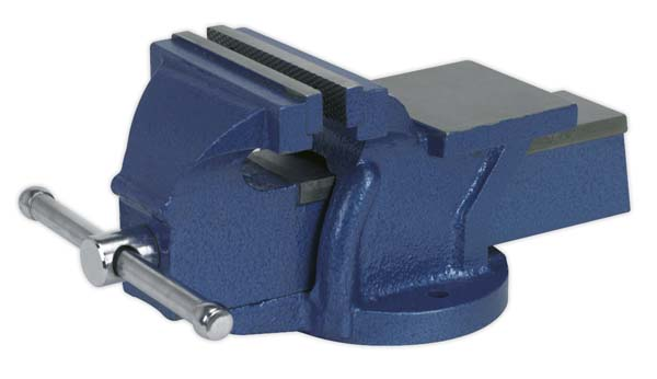 Sealey - CV125E  Vice 125mm Fixed Base