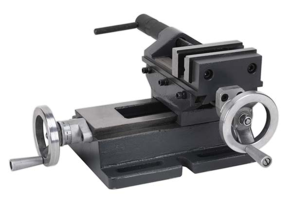 Sealey - CV6P  Cross Vice 150mm Professional
