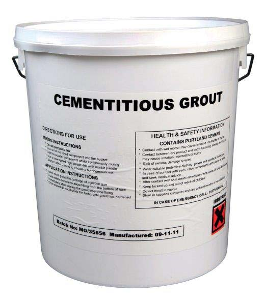 JCP 3ltr Crack Stitching Grout