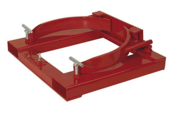 Sealey - DG02  Forklift Drum Clamp Single 205ltr