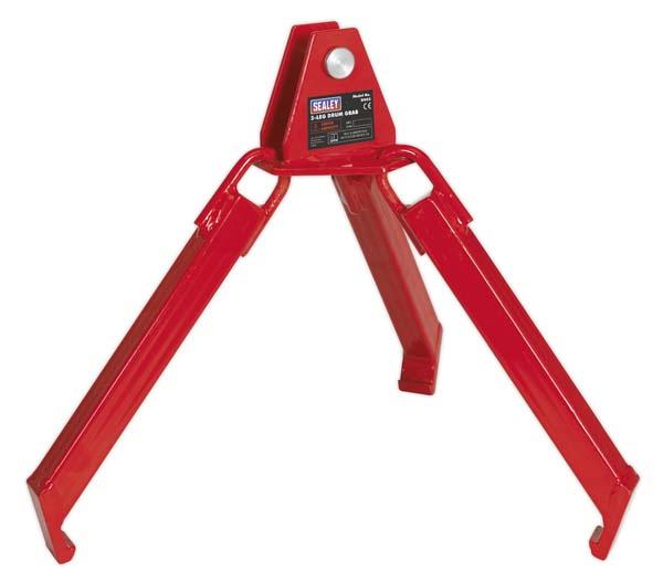 Sealey - DG03  Drum Grab 3-Leg 360kg Capacity