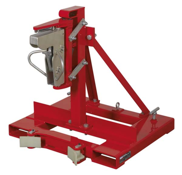 Sealey - DG06  Gator Grip Forklift Drum Grab 400kg Capacity